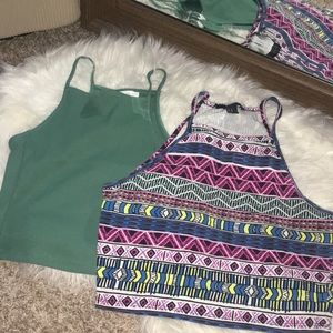 Bundle Crop Tops